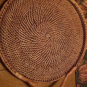 Pampered Chef Woven Tray
